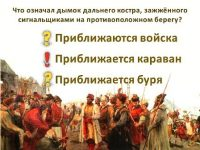 "Викторина по книге Б. Камова ""За волю вольную!"""