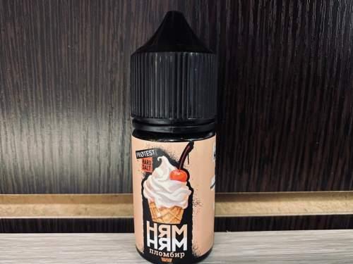Жидкость Ням Ням hard salt пломбир вкусипар.рф