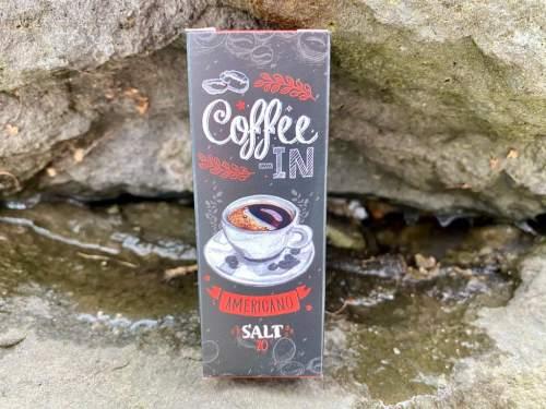 Жидкость Coffe-in Salt Irish Americano вкусипар.рф