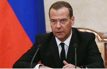 Дмитрий Медведев о стратегических целях развития страны.