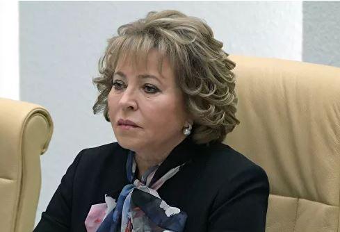 Матвиенко призвала снизить налоги для малого и среднего бизнеса