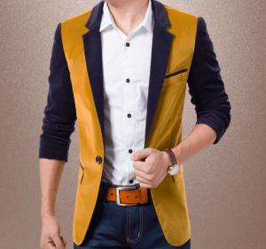ファッション 黄色