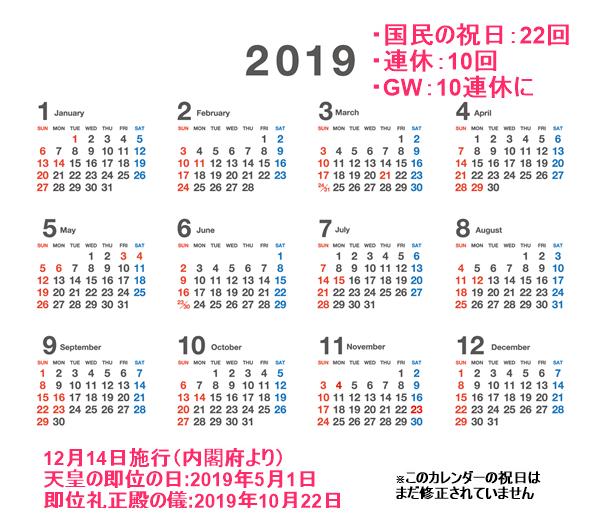 日 は 月 祝日 12 23 12月23日が祝日から平日になったのはなぜ?2019年は天皇誕生日がない年に