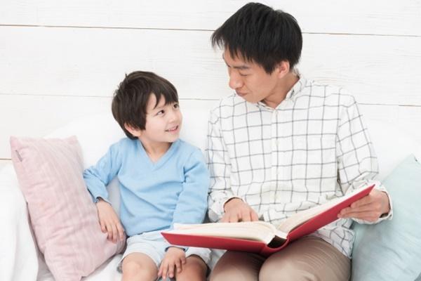 子どもと親が一緒に見るフォトブック