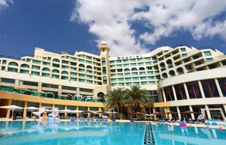 מלון דניאל ים המלח