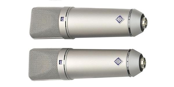 U87 stereo set