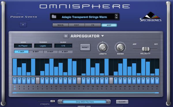 Omnisphere 16