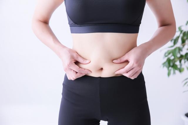 腹筋の割り方