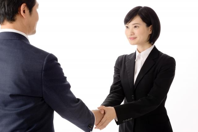 仕事を紹介してもらうSLE(全身性エリテマトーデス)の女性