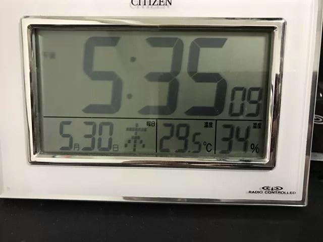 20190530 室温