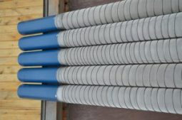 скважинный фильтр из нержавеющей сетки галунного плетения