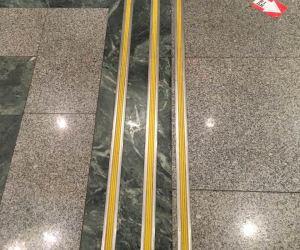 Тактильные линии и плитки