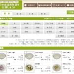 食塩摂取量計算webサイト