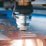 Spånløs bearbejdning, Pladebearbejdning, Laser cut