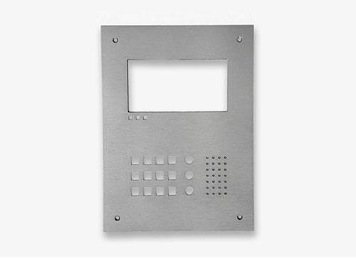 Aluminium Plade 6