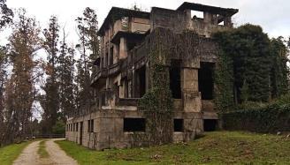 Sanatorio de Oza Cesuras