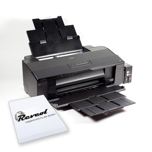 Профиль принтера Epson L800 для глянцевой фотобумаги Revcol