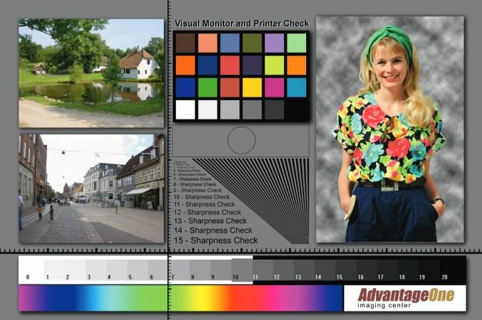 Экранная цветопроба - профиль принтера Epson L1300 для сублимационной печати (кружка)