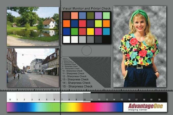 Экранная цветопроба - профиль принтера Epson L1300 для сублимационной печати (ткань)