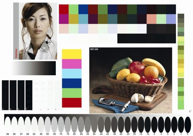 Epson Stylus Pro 3880. Глянцевая фотобумага. Имитация печати с отключенным управлением цвета в драйвере принтера.