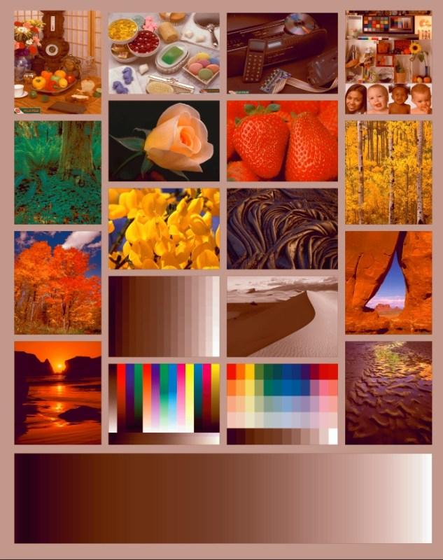 Цветовой профиль принтера Epson L312 | Имитация печати без профиля