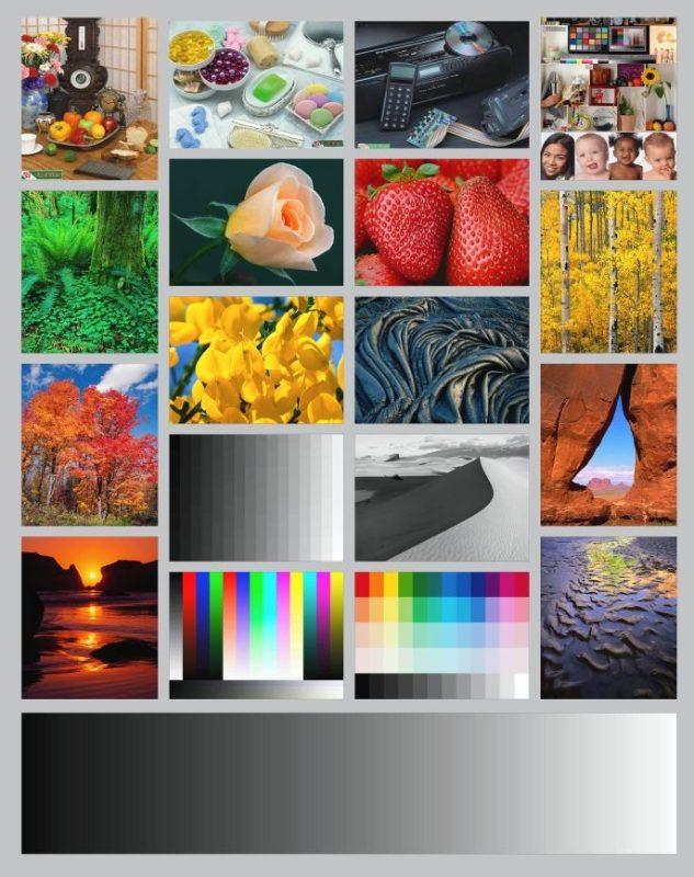 Цветовой профиль принтера Epson L312 | Оригинал