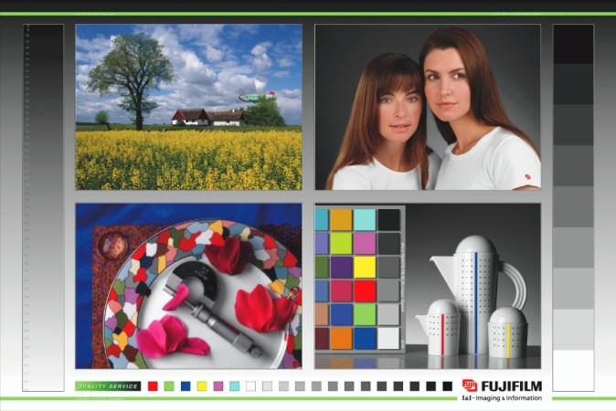 Цветовой профиль принтера Epson L355 | Цветопроба
