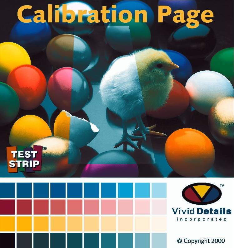 Цветовой профиль принтера Epson Stylus Photo R290 | Имитация печати без профиля с выключенным управлением в драйвере принтера