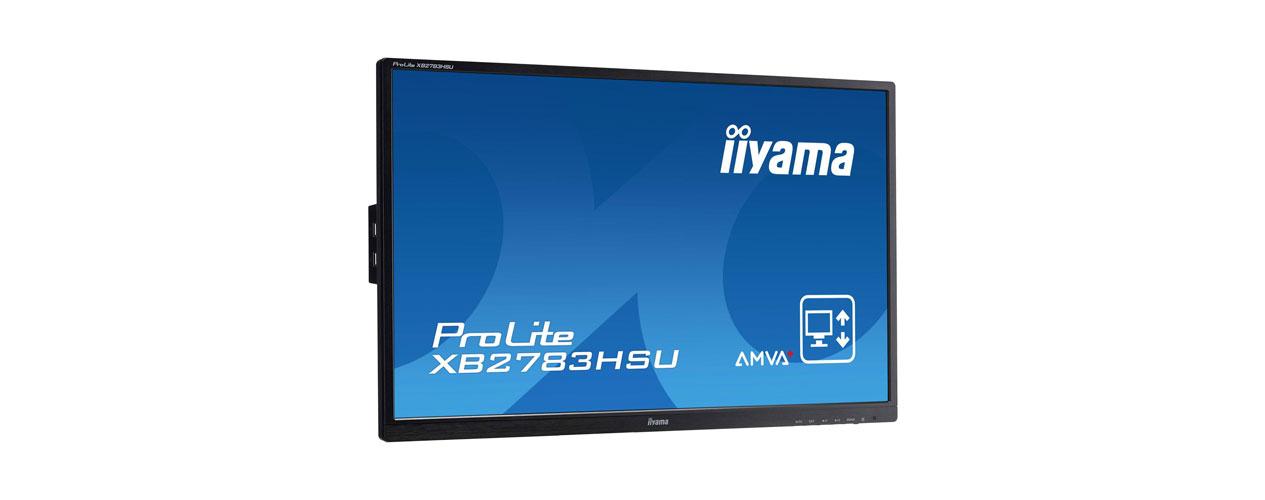 Калибровка монитора IIYAMA ProLite XB2783HSU-B1