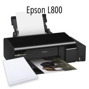 Цветовой профиль принтера Epson L800