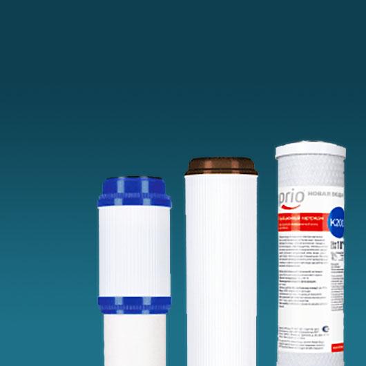 Сменные картриджи для фильтров очистки воды