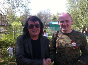 Евгений Лоскутов и Игорь Корнелюк