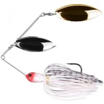Ringed Spinnerbait -Red Head