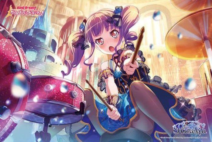 【プレイマット】宇田川あこ(バンドリ!)のブシロードラバーマットコレクションが2019年3月16日に発売!最安価格で販売しているネット通販ショップは?