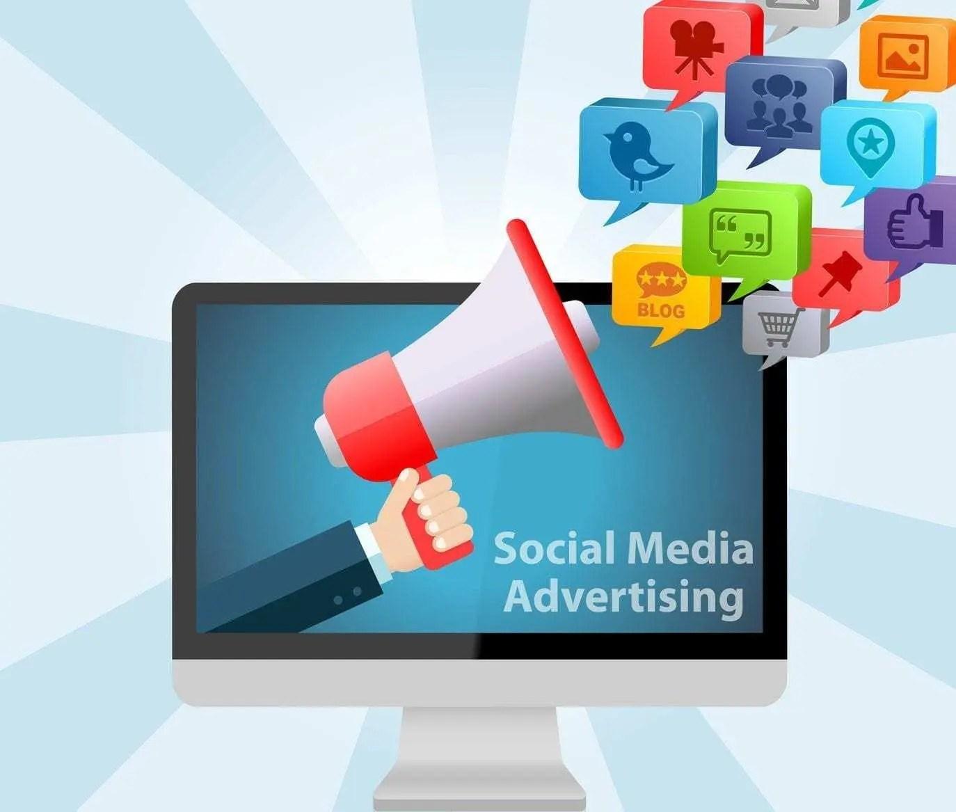 Annonsera på sociala medier