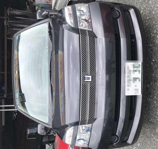 トヨタ ヴォクシー AZR60G ヘッドライト磨き!施工後