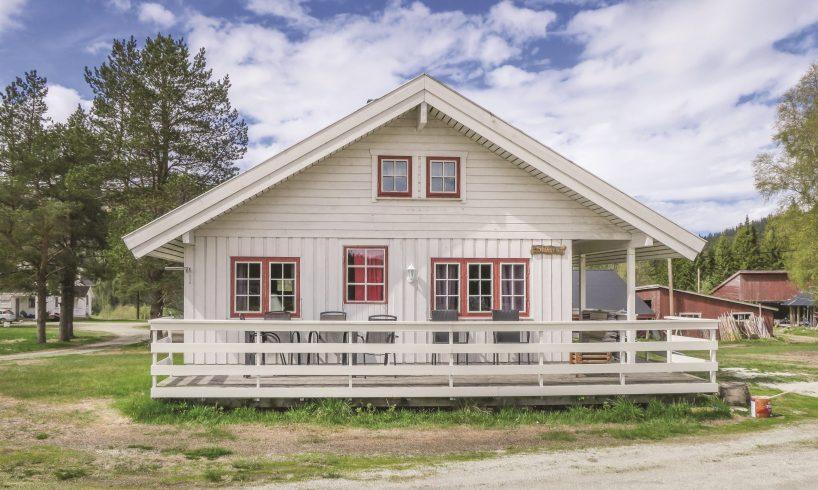 hytte nordland