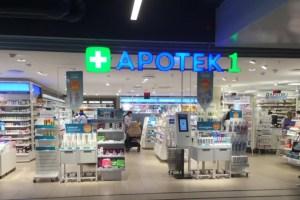 apotek 1