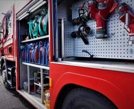 brann brannbil