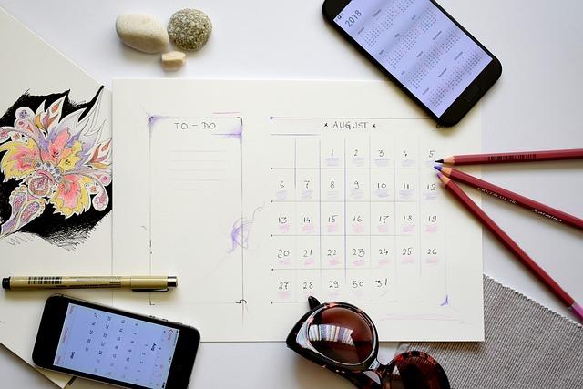 ferie kalender
