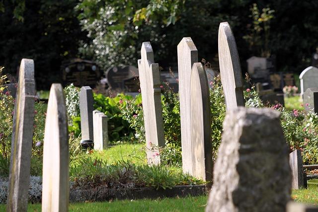 kirke grav