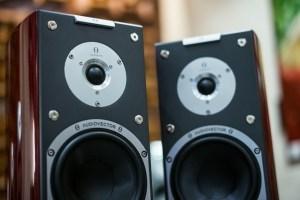 lyd høyttalere radio