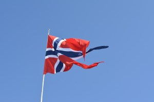 flagg norge