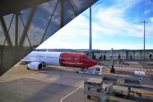 norwegian fly