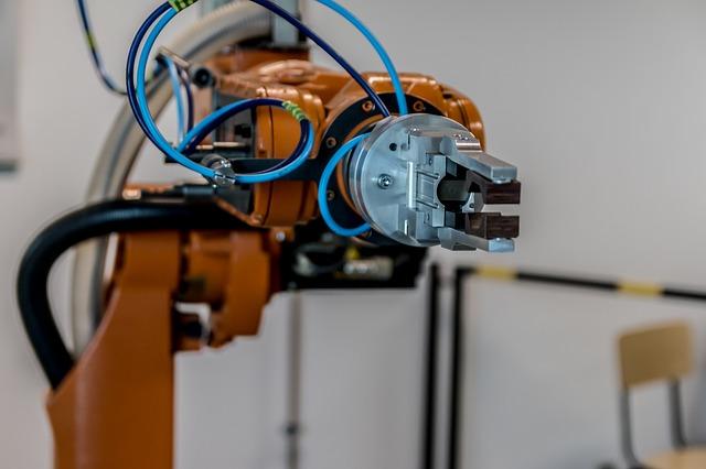 robot fabrikk