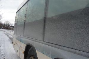 saltlake buss bodø