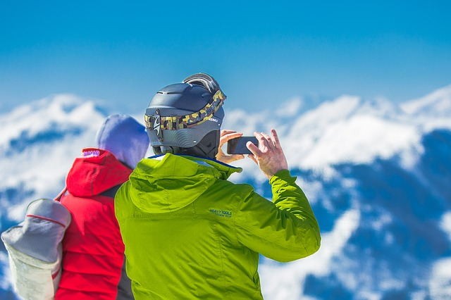 ski fjell