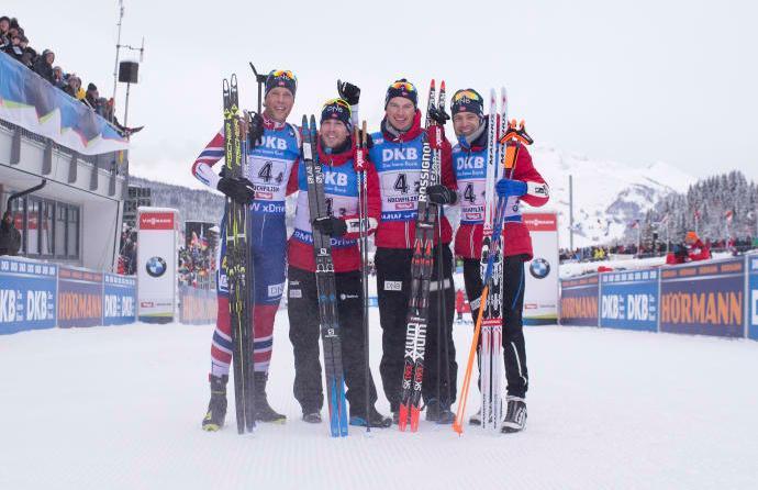 norsk skiskyting