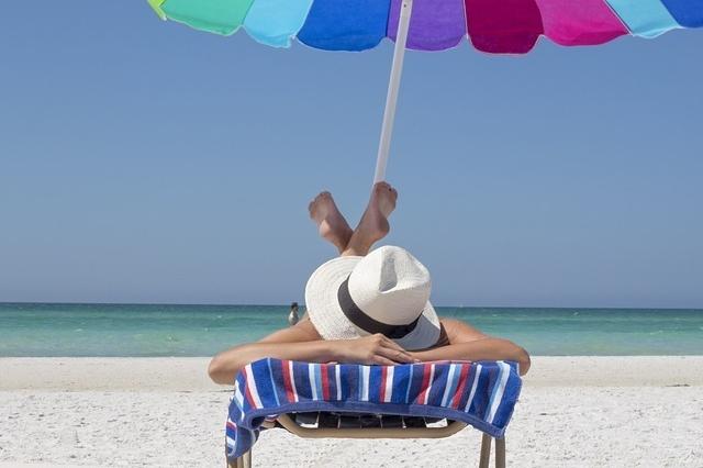 sol strand ferie