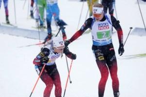 skiskyting vm